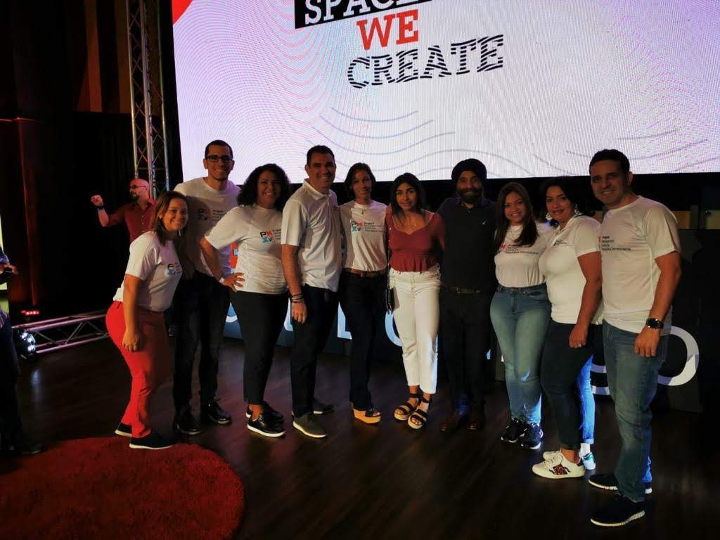 Voluntarios en TED Talks SD 2019